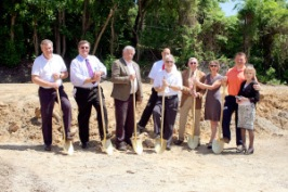 summit groundbreaking